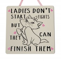 Aristocats - Handmade plaque