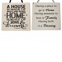 Home Plaques